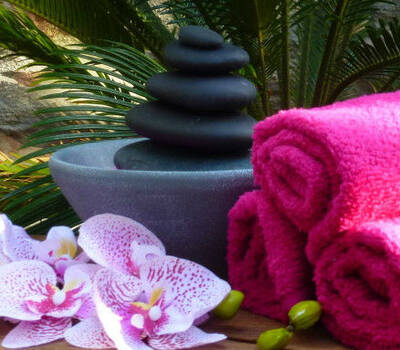 Beispiel: Wellness für die Braut, Foto: Beauty- & Wellness-Lounge In-Vita-Point.
