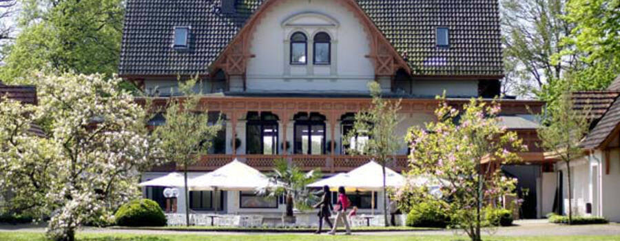 Beispiel: Aussenansicht, Foto: Meierei Bremen.