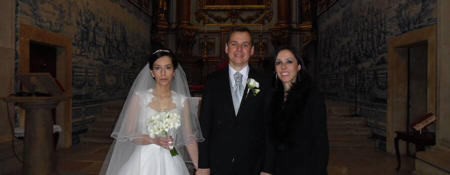 Casamento em Palmela