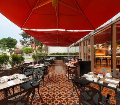Social Restaurant & Bar - Terraza