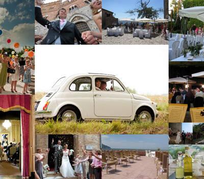 Trouwen in Italië, zon, prosecco, vorlijke Italianen, wat een feest
