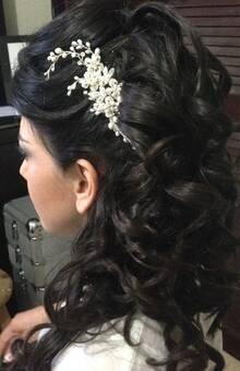 Diseño de Alto Peinado