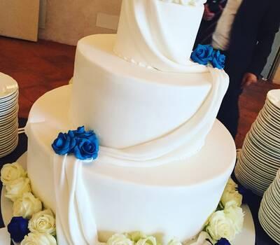 Fortezza viscontea  wedding cake