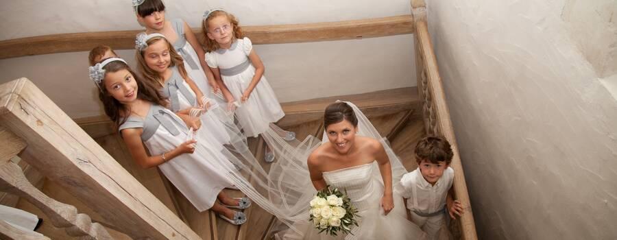 Mariage en Touraine @ 1001 bulles