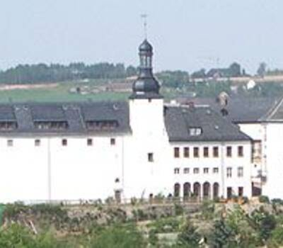 Beispiel: Panoramablick, Foto: Schloss Wildenfels.
