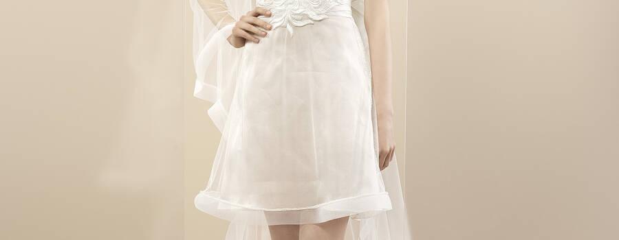 Manzetti white couture - Inmaculada Garcia