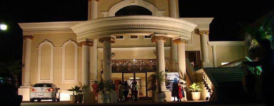 Salón Roma ubicado en Mexicali