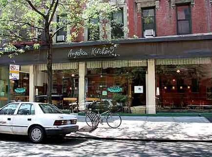 Angelica Kitchen, pasto per due persone