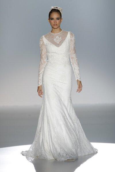 Vestidos de novia primavera 2015 de Franc Sarabia