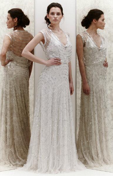 Vestidos de novia vintage de Jenny Packham 2013