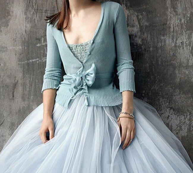 Accesorios para boda color azul