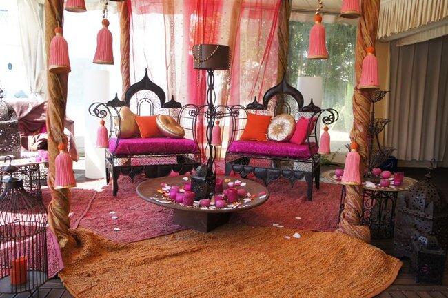 Mariage sur le thème Bollywood