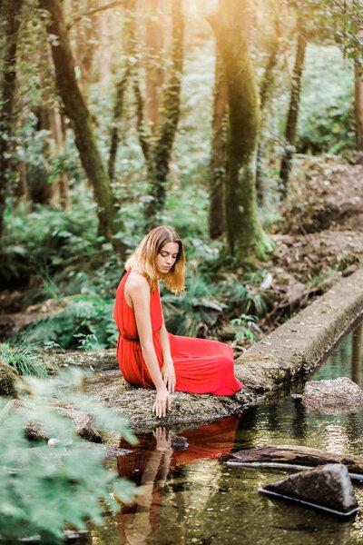 Foto: 135 | Design Floral: Por Magia | Make Up: Marlene Vinha de Pretty Exquisite | Modelo: Mariana Branco