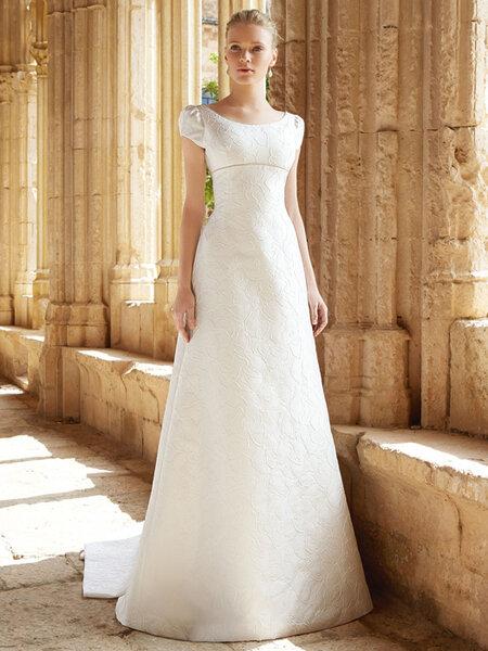 21897c1cf7 Guia de tipos de escotes en vestidos de novia - Moda nupcial - Foro ...