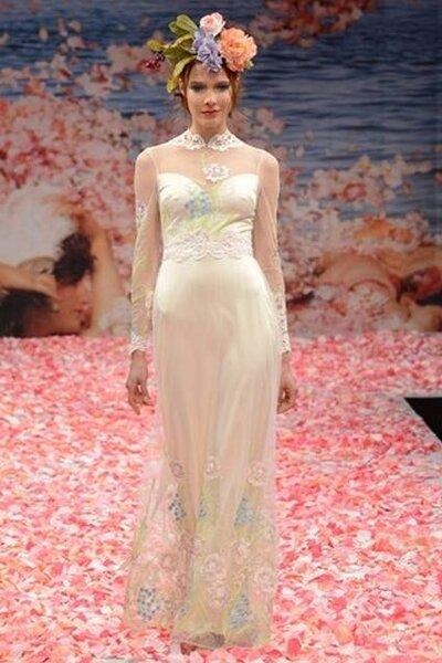 Foto: Claire Pettibone @ New York Bridal Fashion Week