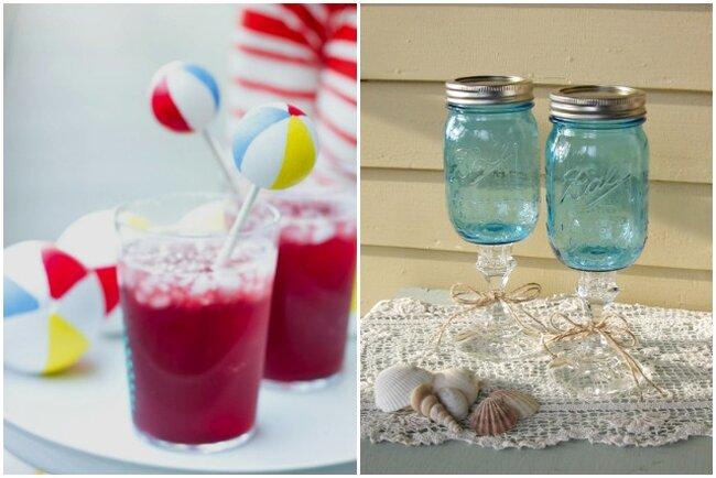 Des chupa chups colorées pour accesoiriser vos verres