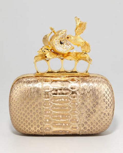 Clutch gioiello per invitate. Foto: www.neimanmarcus.com