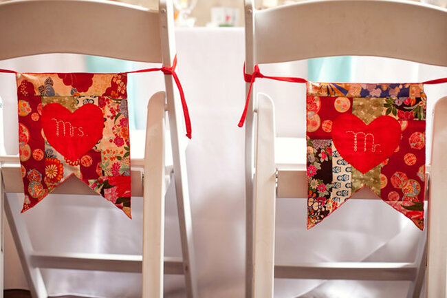 Para la decoración de tus sillas.