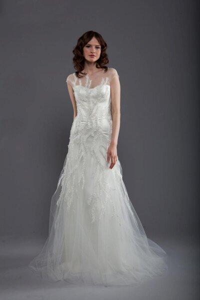 Suknia ślubna z kolekcji Austin Scarlett 2014