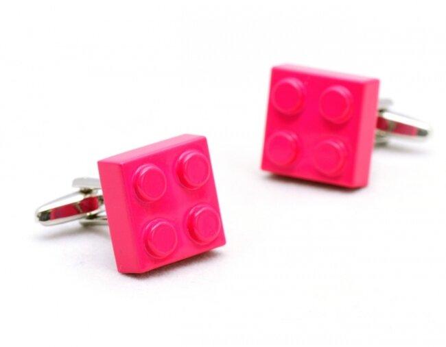 Modèle Lego rose