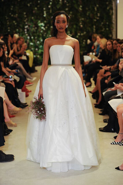 Brautmode bei der New York Bridal Week 2015!