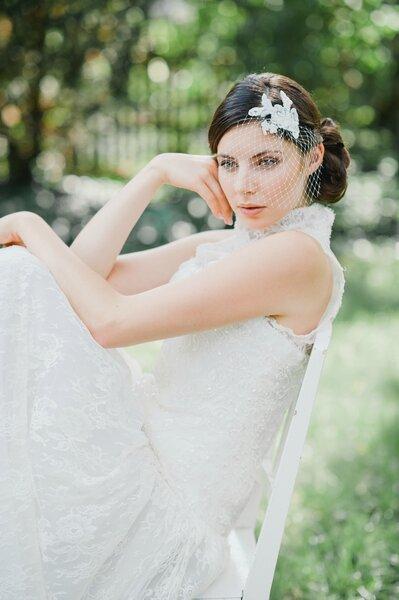 Haarschmuck für Ihre Hochzeit von SchönmichAccessoires (Aurelia)