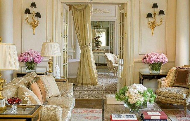 Foto: hotel Four Seasons des Bergues, en Ginebra