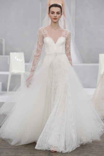 Vestidos de novia primavera 2015 de Monique Lhuillier