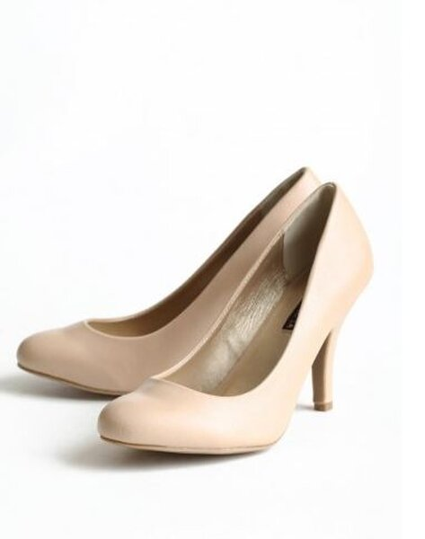 Buty ślubne vintage z kolekcji Ruche, model BR 15701