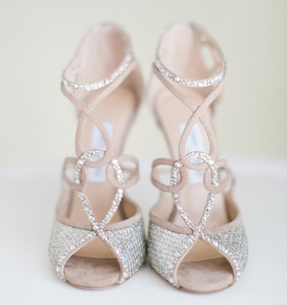 Jimmy Choo Bridal Shoes For 2016