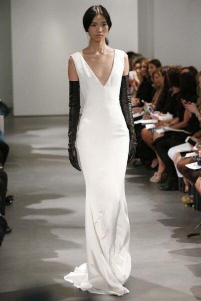 Vestido de novia de Vera Wang Colección Primavera 2014