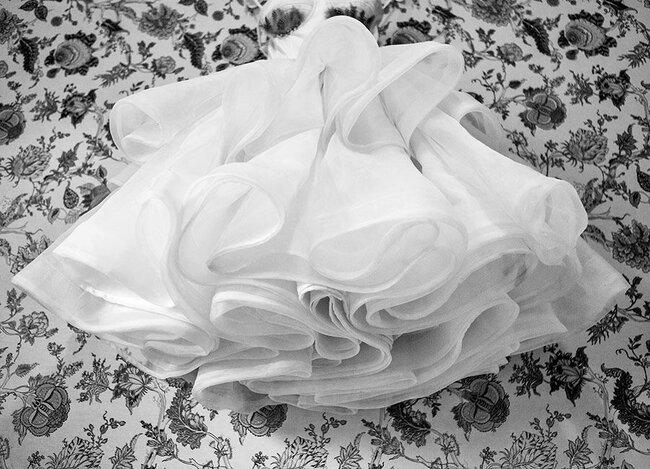Robe de mariée, quelques détails - Nancy Ebert