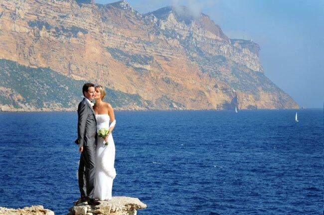 Mariage au bord de la mer - Crédit Photo : One Day Event