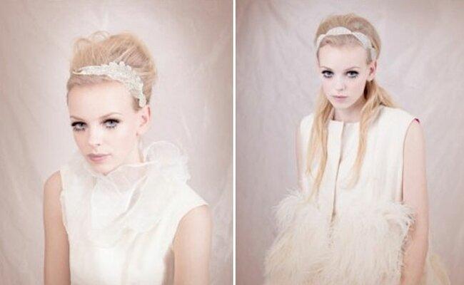 Headbands, serre-têtes et bandeaux pour mariée