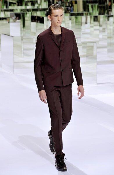 Moda męska od marki Dior na lato 2014