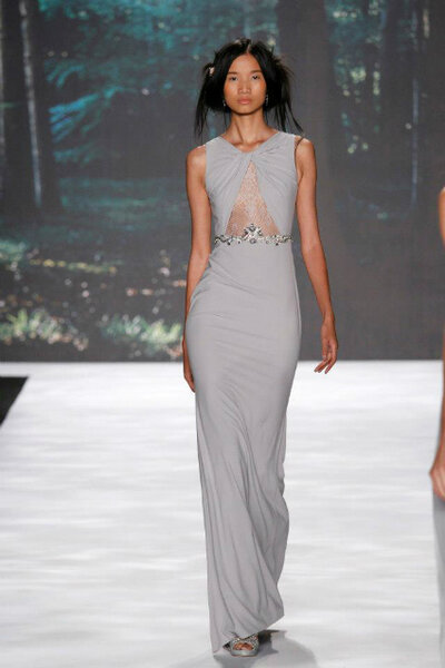 Fotos: Badgley Mischka @ Mercedes Benz Fashion Week