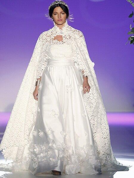 Bruidsjurk gebaseerd op Sneeuwwitje - Carla Ruiz