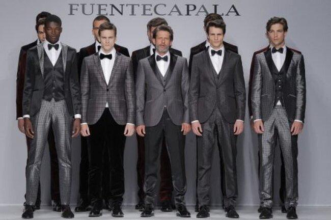 Colección de novios Fuentecapala 2014