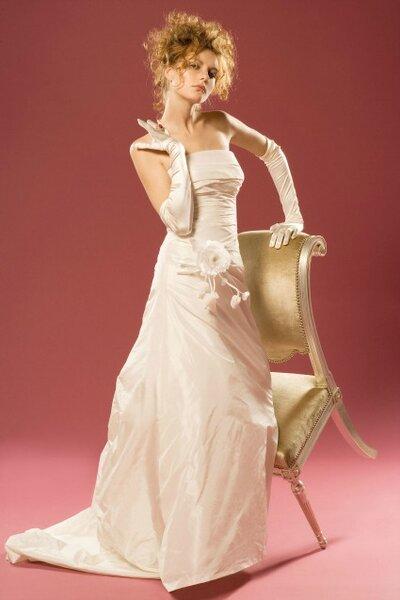 Robe de mariée sur mesure Aurélie Cherell