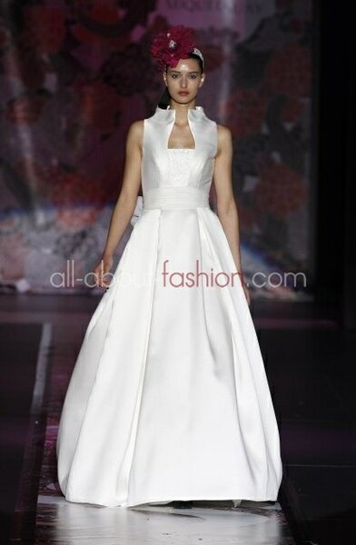 Miquel Suay 2013 Foto: Madrid Bridal Week