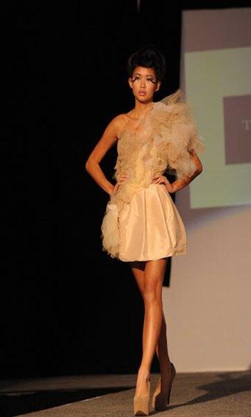 Sukienka projektu Teresy Rosati, źródło: http://teresarosati.com.pl/