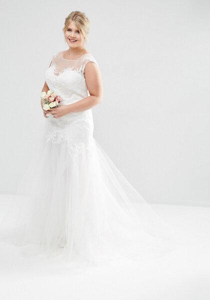 Asos Bridal.