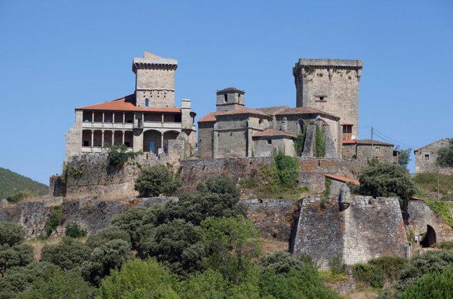 Parador Castillo de Monterrei (Orense)