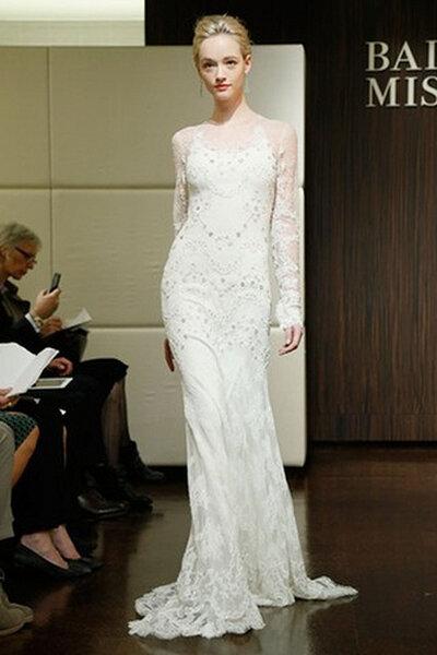 Badgley Mischka Bridal Collection 2013. Foto: www.badgleymischka.com/bridal