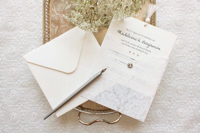Vielfältige Hochzeitseinladungen 2016.