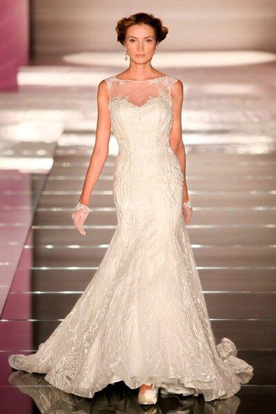 Vestidos de novia 2015 de Alessandra Rinaudo