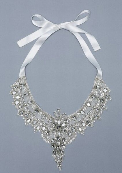 Annabella Collar Necklace by Desla Couture