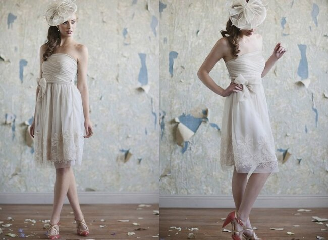 Vintage- Brautkleider