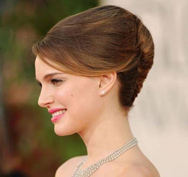 Peinados de novia inspirados en las estrellas