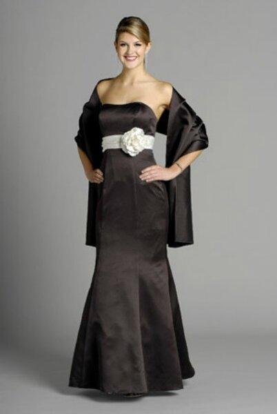 Kleid für die Mutter der Braut